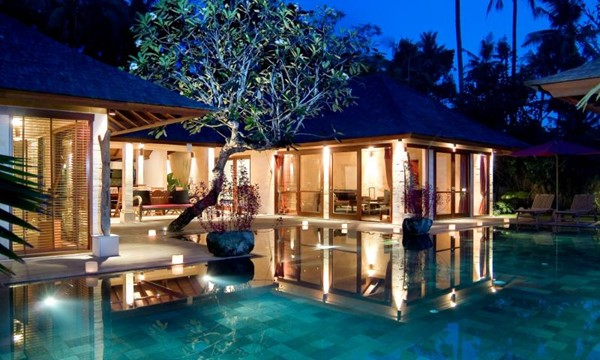 Luxury III Spa Pool Villa