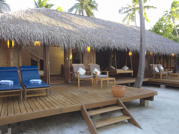 Beach Villa Suite