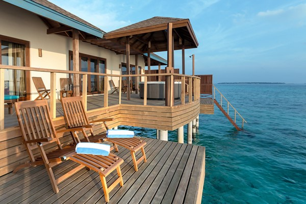 Water Villa Suite