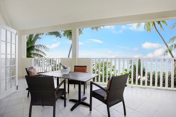 Two Bedroom Oceanfront Suite