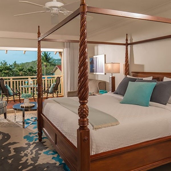 Lovers Lagoon Honeymoon Premium Kamer