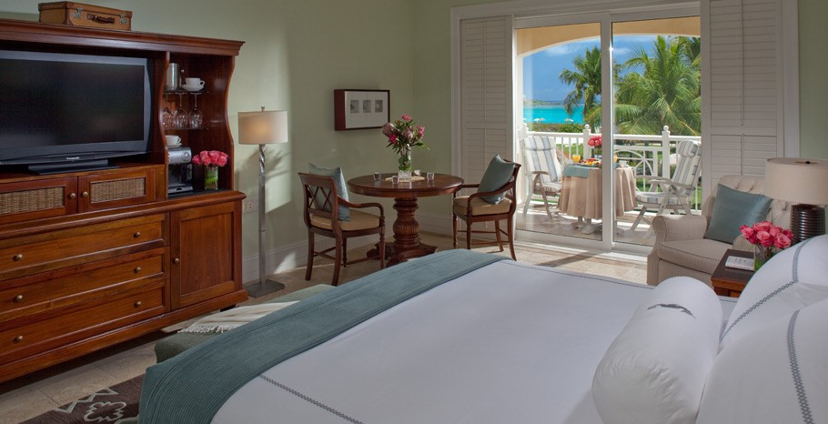 Beach House Honeymoon Grande Luxe Club Level Kamer met Zeezicht